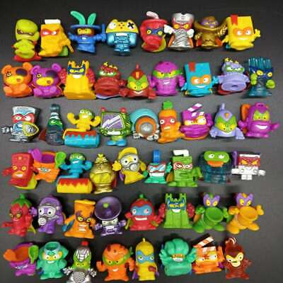 50 plus Style Superzings Series 1 2 3 Rare Collectibles Super Zing Mini Toy Gift