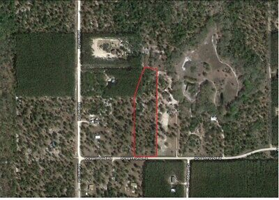 Residential Vacant Lot & Land for Sale Perry, Taylor County, FL