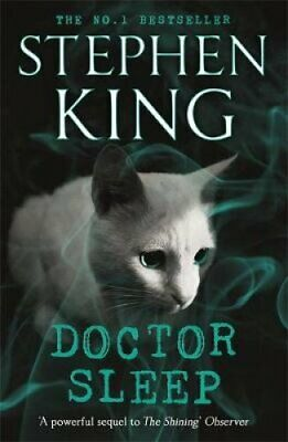 Doctor Sleep by Stephen King 9781444761184 | Brand New | Free UK Shipping