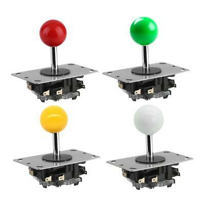 Classic 2/4/8 way Arcade Game Joystick Ball Joy Stick Ball Replacement DIY