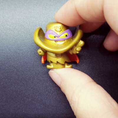 Superzings Magic Box Series 3 Gold Rare mini figure Super zings gifts toys