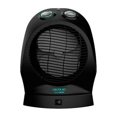 Termoventilatore Portatile Cecotec Ready Warm 9750 Si Inclina Force 2400W -
