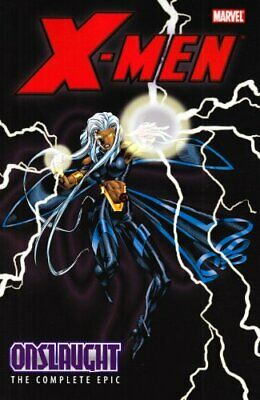 X-Men: The Complete Onslaught Epic, Book 3