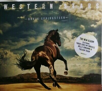 Bruce Springsteen - Western Stars [CD]