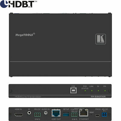 900-000154 SOLOCAT HDHDMI over HDBaseT Transmit your HDMI signal over CAT5e//6