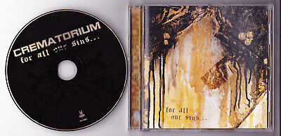 Crematorium For All Our Sins 2002 Prosthetic Us Press 6561910006 Thrashcore