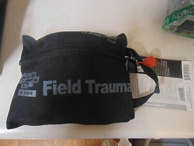 Military Law Enforcement Tactical Field Trauma Medical Kit With Quikclot Sponge