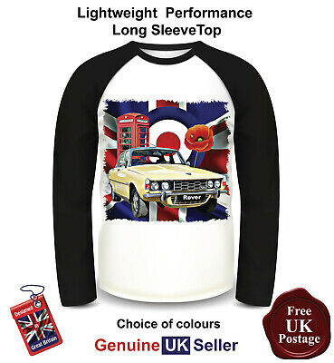 """ROVER P6 /""""Rusty Nuts Garage Services/"""" T-shirt"""
