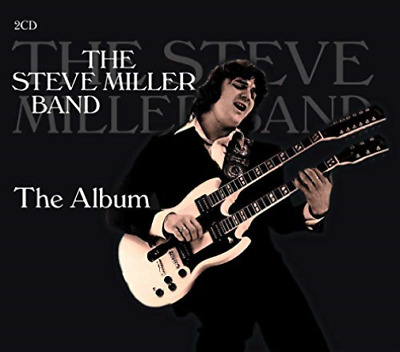 Miller Steve-Album CD NEW