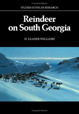 Reindeer on South Georgia : The Ecology of an Introduced Population-ExLibrary