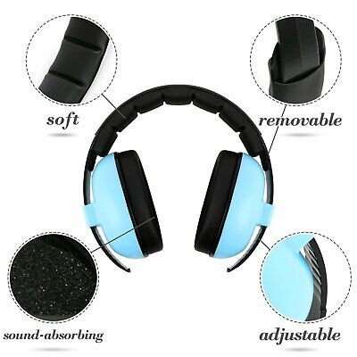 Baby Ear Defenders Baby Hearing Protection Earmuffs Noise Reduction Headphone
