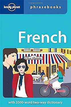 French Phrasebook by Lonely Planet Phrasebooks