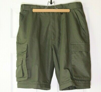 Boy Scouts of America Shorts Convertible Uniform Pants Switchback 32 Relaxed
