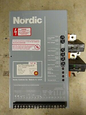 Nordic 150 HP Soft Start 191A