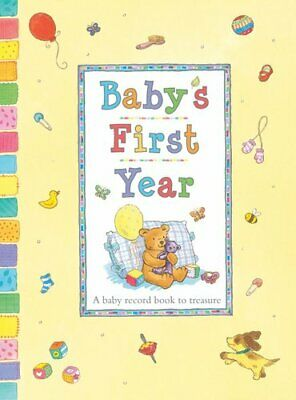 Baby's First Year by Strawberrie Donnelly 9781841351049 | Brand New