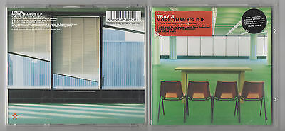 TRAVIS - More Than Us E.P. - 1998 CD Single                 *FREE UK POSTAGE*