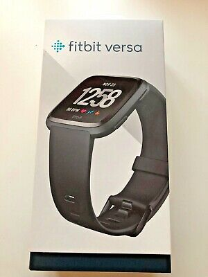 Fitbit Versa Smartwatch - hardly used - excellent condition