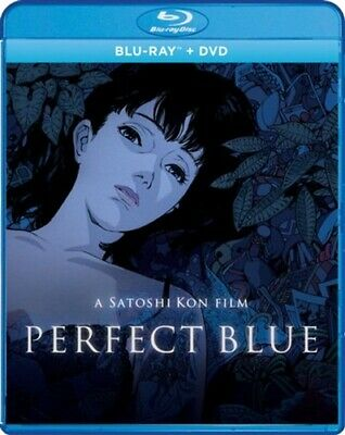 PERFECT BLUE New Sealed Blu-ray + DVD