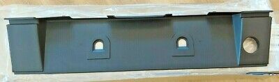 New Genuine BMW E34 M5 Licence Number Plate Trunk Boot Filler Plinth