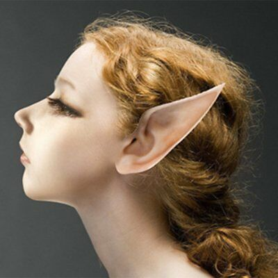 Angel Elf Ears Soft False Ears Halloween Party Cosplay es