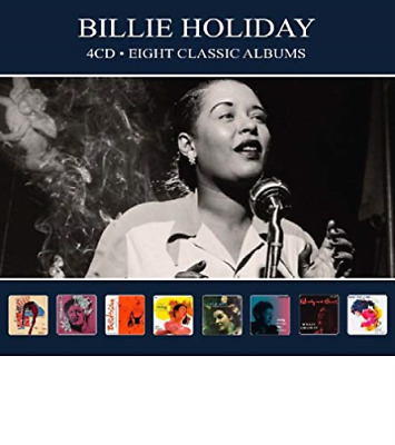Billie Holliday???????????-Eight Classic Albums Cd New