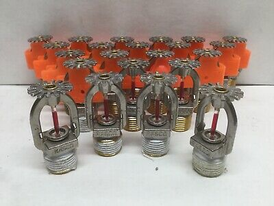 RASCO RELIABLE RA1414 Automatic Sprinkler Heads F1FR 56 155F SSP (Lot of 22)