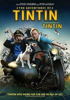 The Adventures of Tintin / Les Aventures de (Bilingual)