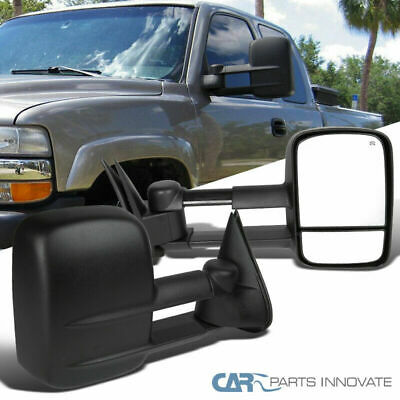 New Right Front Towing Mirror For GMC Sierra 2500 HD 2007-2014