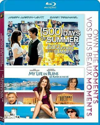 (500) Days of Summer / My Life In Ruins (Double Feature) [Blu-ray]