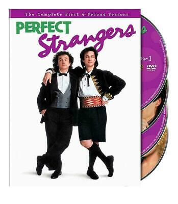 Perfect Strangers: The Complete First and Second Seasons
