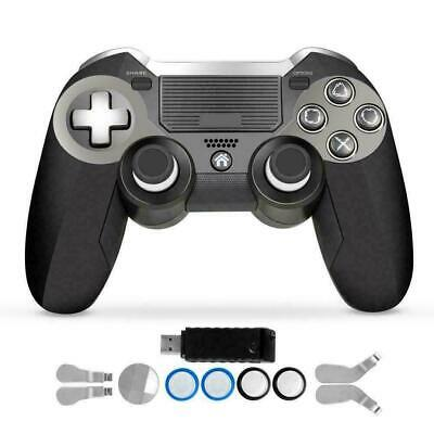 PS4 Controller,Luxury Dual Vibration Elite 2.4G Wireless Game Controller...