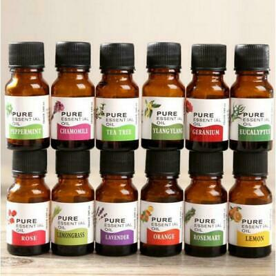 100% Pure Natural Essential Oils Carrier Oil Aromatherapy Grade Healthy Gift