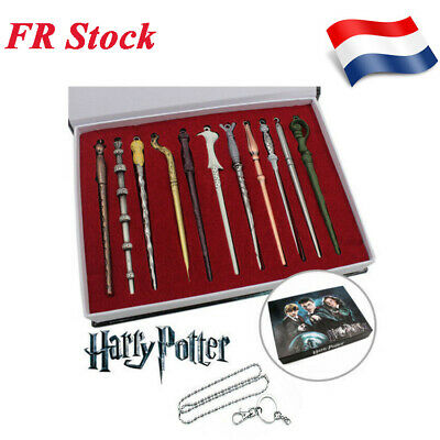 11pcs Baguette Harry Potter Magique Dumbledore Voldemort Cosplay Fête cadeau toy
