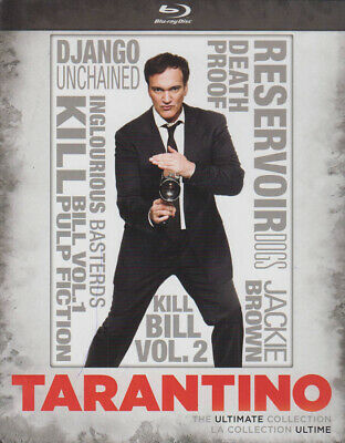 Quentin Tarantino - The Ultimate Collection (B New Blu