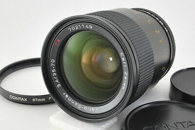 *Excellent* Contax Carl Zeiss Vario-Sonnar 35-70mm f/3.4 MMJ from Japan #3035