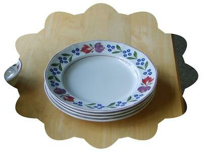 Adams OLD COLONIAL 4 dinner plates
