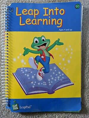 Leappad Leapfrog Leap Into Learning Interactive (book only)