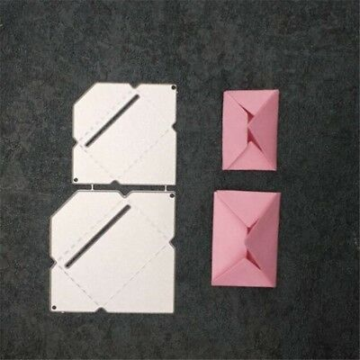 Envelope Metal Cutting Dies for DIY Scrapbooking Embossing Paper Cards Making