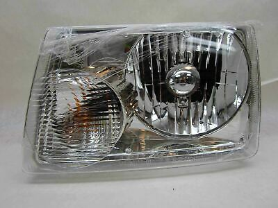 Depo 331-1124L-ACN Ford Econoline Driver Side Replacement Headlight Assembly