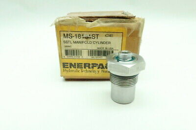 Enerpac MS-18131ST Cylinder Manifold