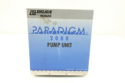 Klenzade Paradigm 2000 Diaphragm Pump Unit