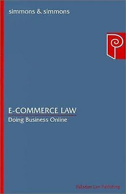 E-Commerce Law : Doing Business Online by Simmons-ExLibrary