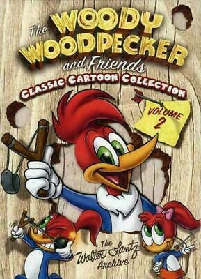 Woody Woodpecker and Friends Collection Vol. 2