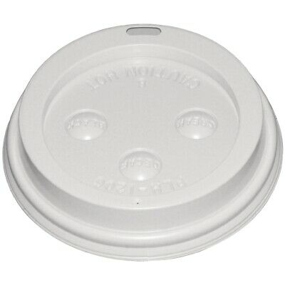 Disposable Lids For 225ml Fiesta Hot Cups x 50 (Set of 50) [CE263]