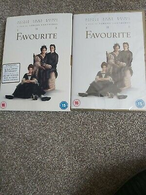 The Favourite (DVD) new with slip case