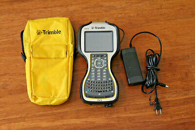 TRIMBLE TSC3 2 4 GHz Field Controller Data Collector w/ SCS900 v3