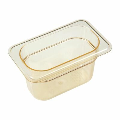 Cambro High Heat 1/9 Gastronorm Food Pan 100mm [DW499]