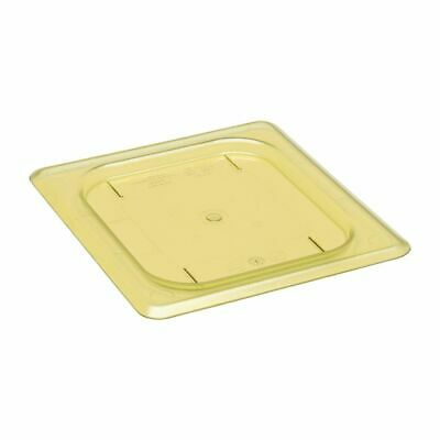 Cambro High Heat 1/6 Gastronorm Food Pan Lid [DW524]