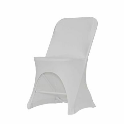 ZOWN Alex-K Side Chair Stretch Cover White [DW842]