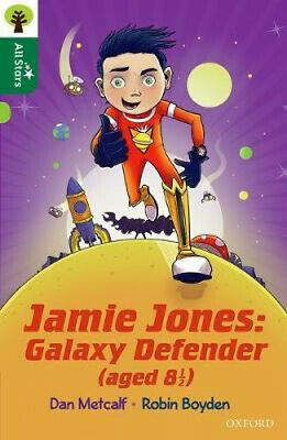 NEW Oxford Reading Tree All Stars Oxford Level 12 Jamie Jones By Dan Metcalf